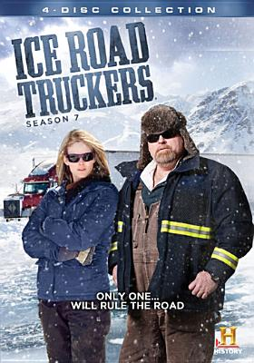 ICE ROAD TRUCKERS:COMPLETE SEASON 7 BY ICE ROAD TRUCKERS (DVD)